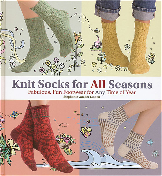 Knit Socks for All Seasons