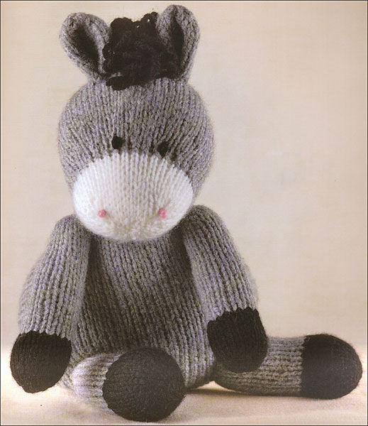Knitting Animals Book : Knitted farm animals from knitpicks knitting by sarah