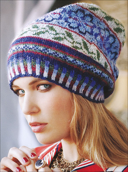 Vogue Knitting Patterns For Hats : Vogue Knitting: The Ultimate Hat Book from KnitPicks.com Knitting by Staff of...