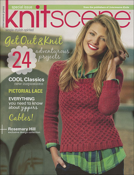 Knitscene Magazine Fall 2012