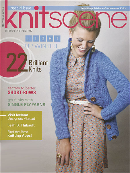Knitscene Winter 2012