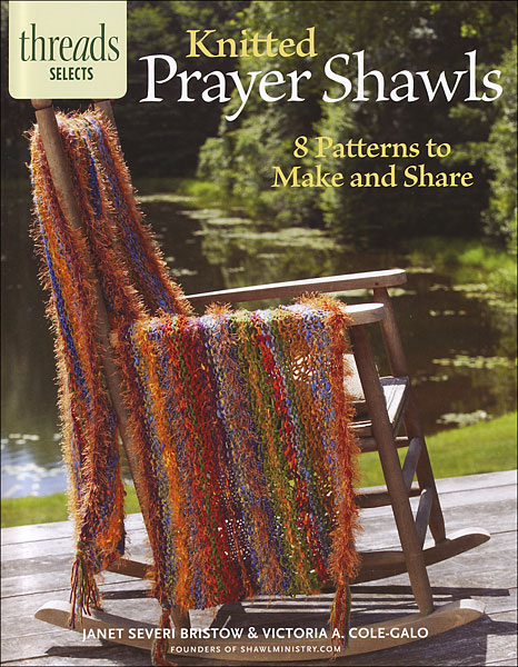 Threads Selects Knitted Prayer Shawls
