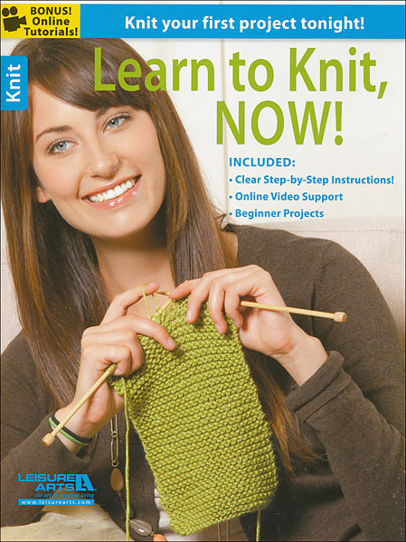 Learn to Knit Now!