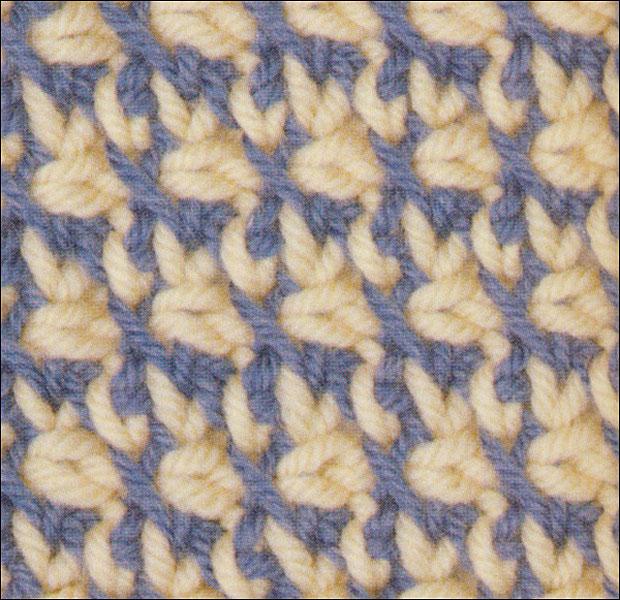 Tunisian Crochet Stitch Guide From Knitpickscom Knitting By Kim