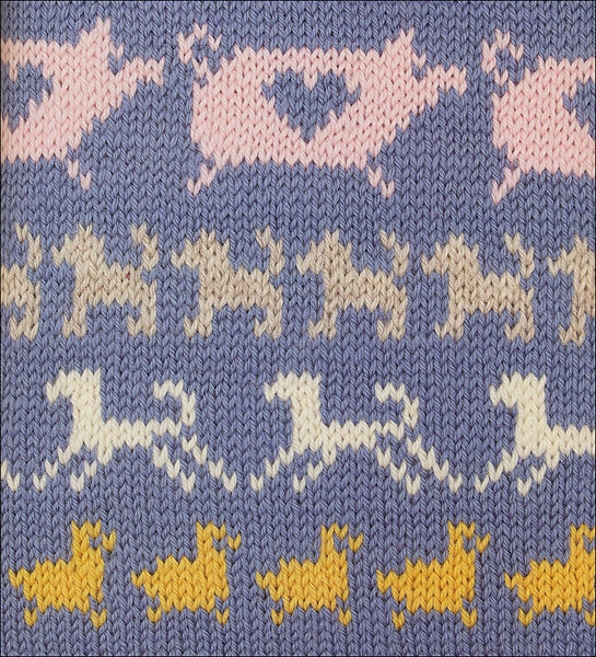 Knitting Pattern Animals Motifs : 150 Scandinavian Motifs from KnitPicks.com Knitting by ...