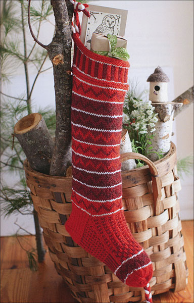 Knit Christmas Stockings from KnitPicks.com Knitting by A ...