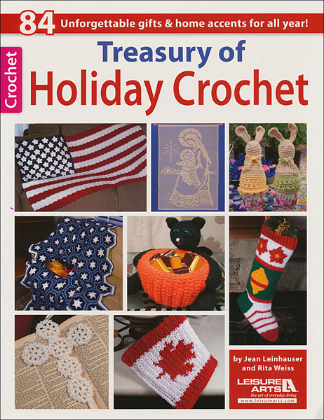 Treasury of Holiday Crochet