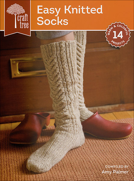 Craft Tree: Easy Knitted Socks