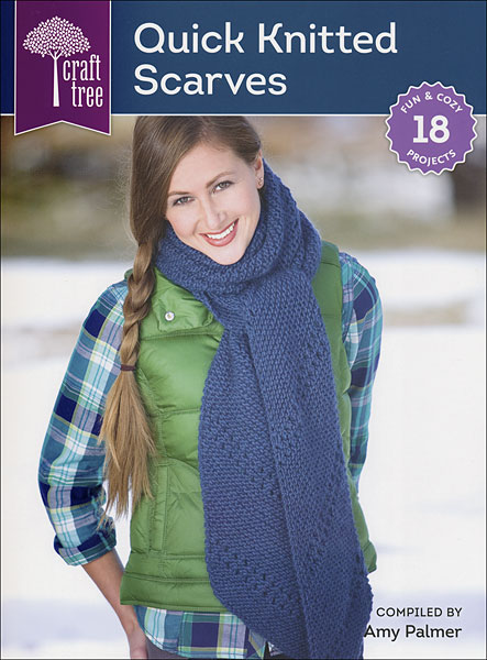 Craft Tree: Quick Knitted Scarves