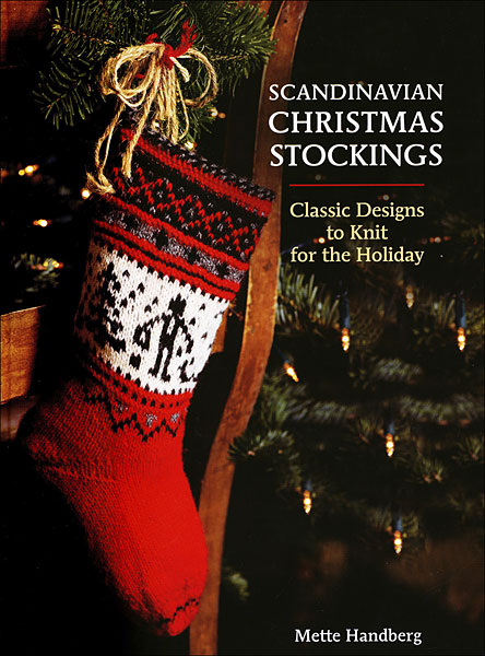 Scandinavian Christmas Stockings