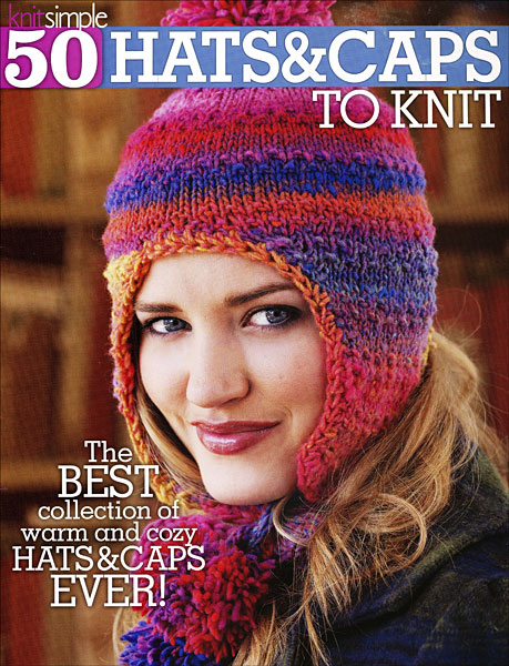 Knit Simple 50 Hats & Caps to Knit