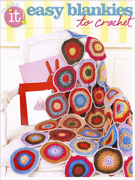 Make It! Easy Blankets to Crochet