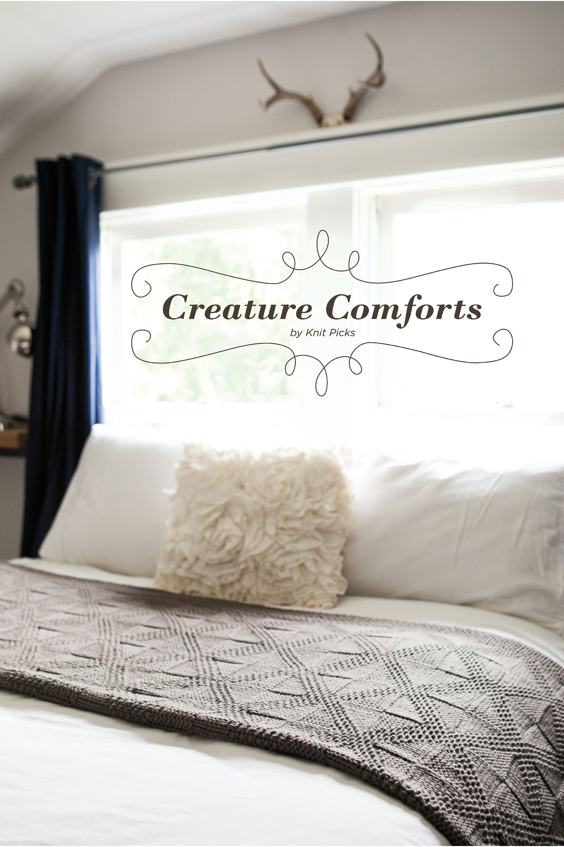 Creature Comforts: Handmade Knits for the Home