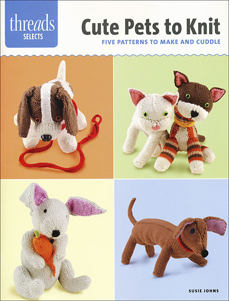 Threads: Cute Pets to Knit
