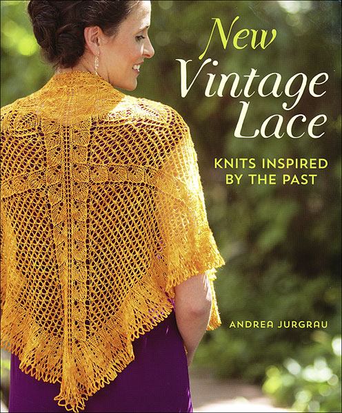 New Vintage Lace From Knitpicks Knitting By Andrea Jurgrau