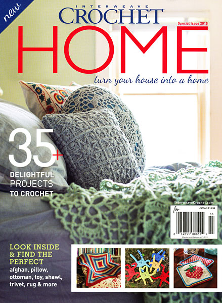 Interweave Crochet Home Special Issue 2015