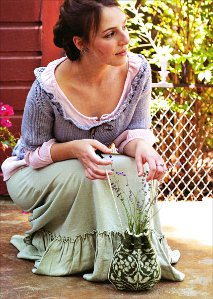 Jane Austen Knitting Patterns : The Best of Jane Austen Knits from KnitPicks.com Knitting by Amy Clarke Moore