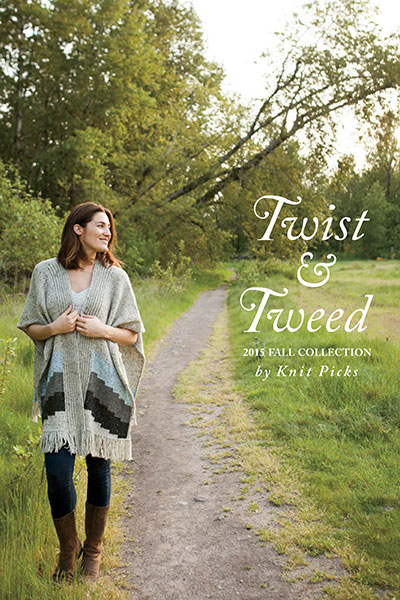 Twist & Tweed Pattern Collection: 16 Autumnal Knits