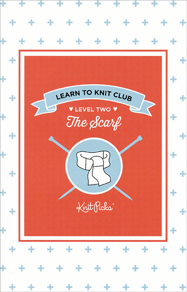 Learn to Knit -The Scarf