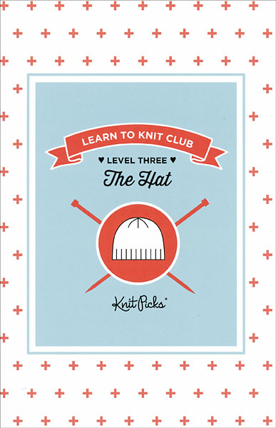 Learn to Knit Club: The Hat Booklet