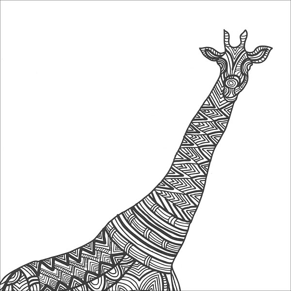 Zen Coloring: Animals from KnitPicks.com Knitting by Guild ...