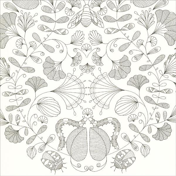 Animal Kingdom Coloring Book from KnitPickscom Knitting
