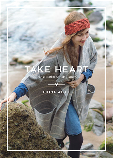 Take Heart - A Transatlantic Knitting Journey