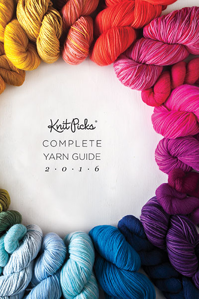 Complete Yarn Guide 2016