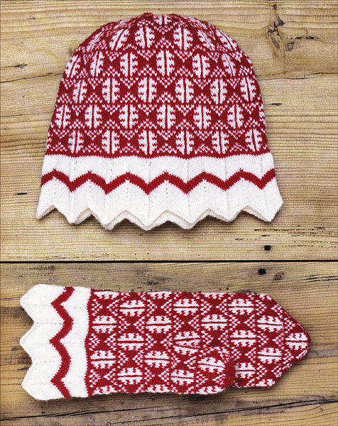 Traditional Nordic Knits from KnitPicks.com Knitting by ...