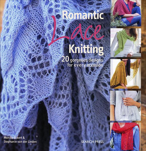 Romantic Lace Knitting From Knitpicks Knitting By Monika