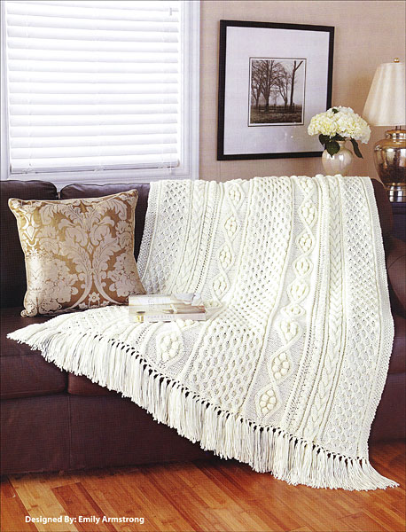 Classic Afghans From Knitpicks Com Knitting By Mary Maxim