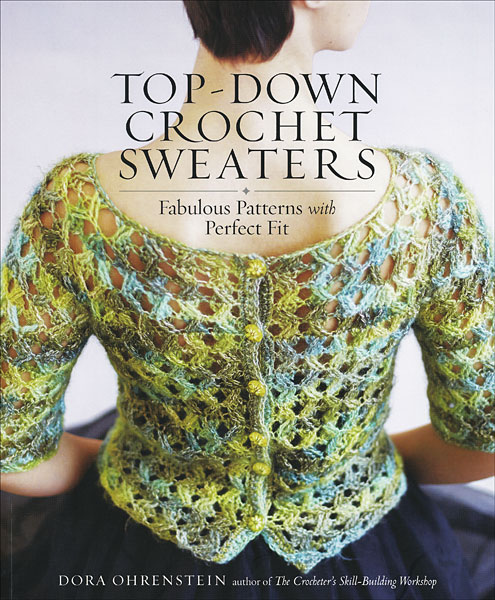 Top-Down Crochet Sweaters
