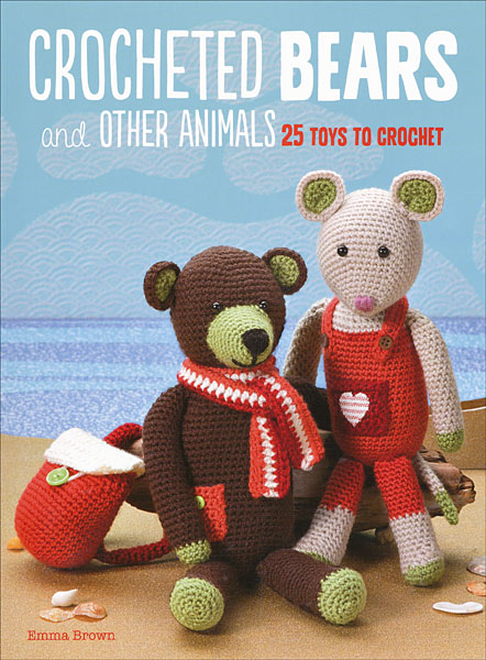 Crocheted Bears and Other Animals