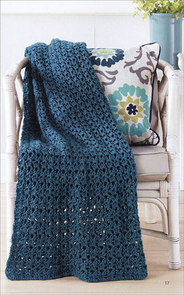 Make In A Weekend Afghans To Crochet From Knitpicks Com