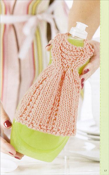 More Dishcloth Dresses From Knitpicks Knitting By Debbie Trainor