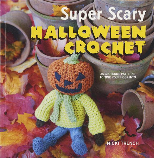 Super Scary Halloween Crochet From Knitpicks Knitting By Nicki