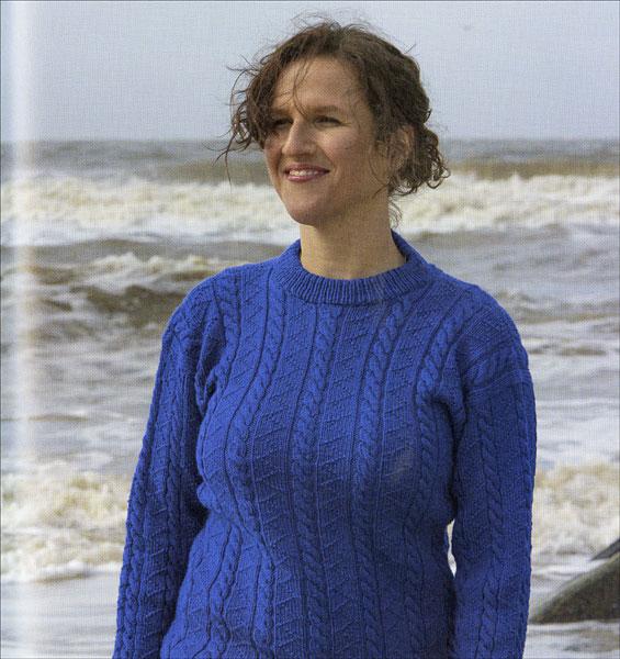More Traditional Dutch Ganseys From Knitpicks Knitting By Stella