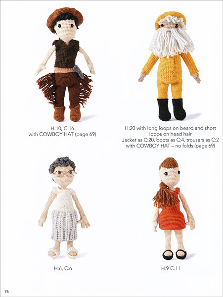Edwards Crochet Doll Emporium From Knitpicks Knitting By Kerry Lord