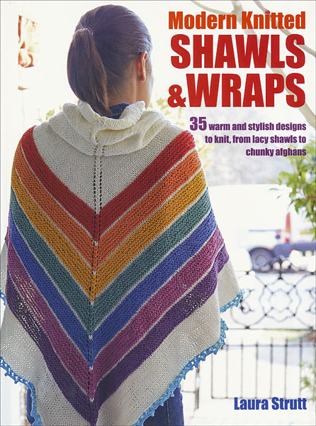 96aad06c6e3e57 Modern Knitted Shawls   Wraps from KnitPicks.com Knitting by Laura ...