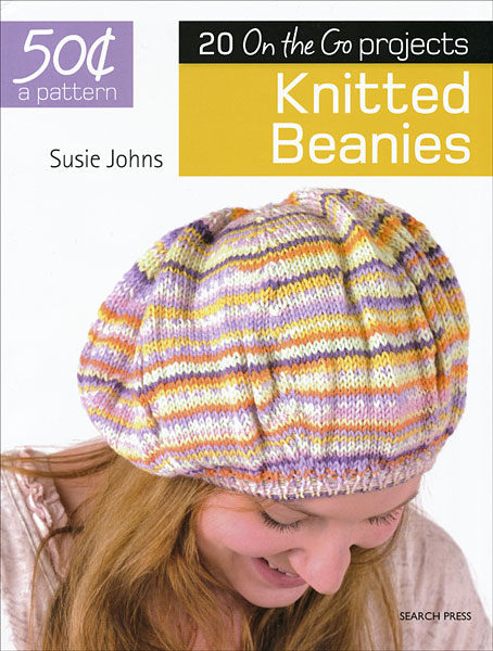 50 Cents a Pattern: Knitted Beanies