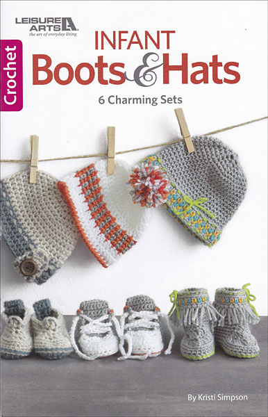 Infant Boots and Hats