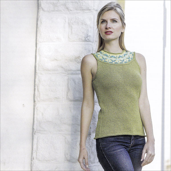 310c6f8d3d8 Knitted Tanks & Tunics from KnitPicks.com Knitting by Hahn, Angela On Sale