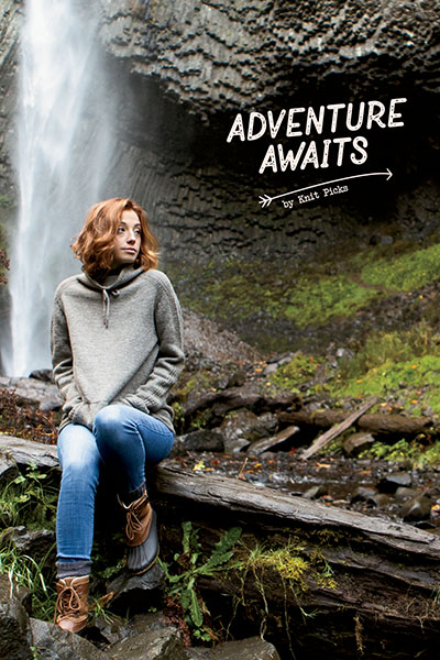 Adventure Awaits: Rugged Outdoor Knits