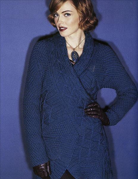 Vogue Knitting Norah Gaughan 40 Timeless Knits From Knitpicks