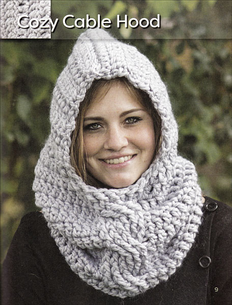 Crocheted Hoods Cowls From Knitpicks Knitting By A Default