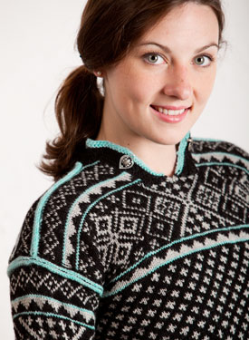 Kelley's Ski Sweater Pattern