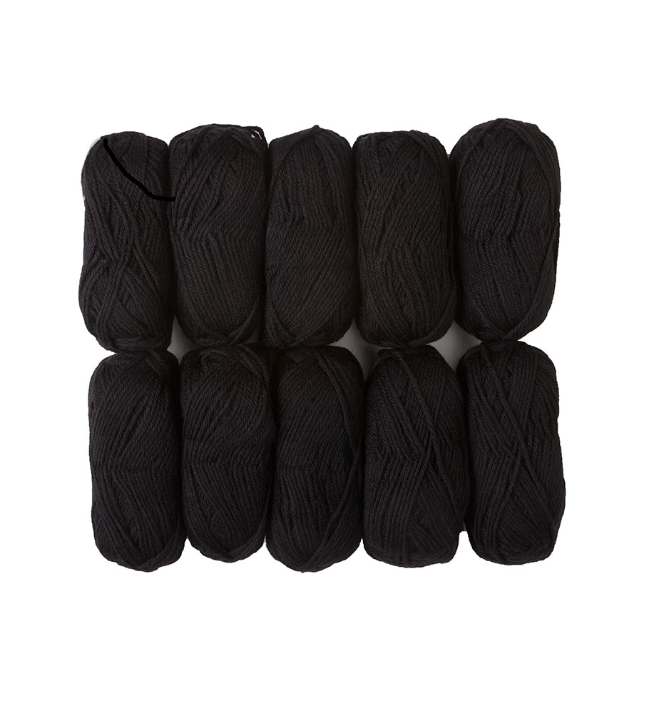 Wool of the Andes Worsted - Coal