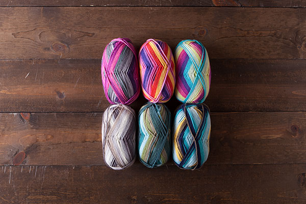 Felici Worsted Fall 2017 Value Pack