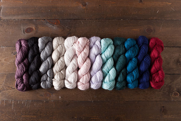 Diadem Fingering Yarn Value Pack