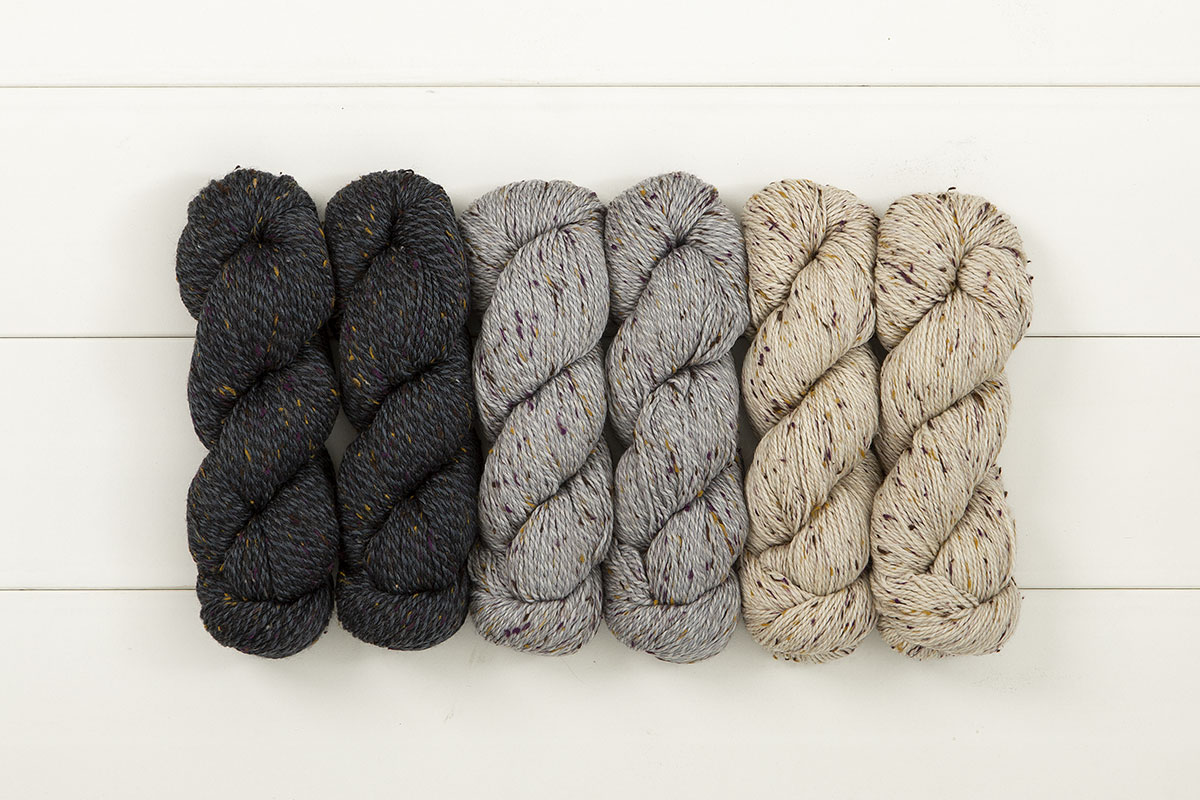 Neutrals - Provincial Tweed Value Pack